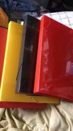 Pastas top centenas cores e tamanhos diversos preço imbatível