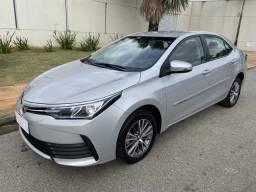 Vendo corolla gli 1.8 aut completo flex 2017/2018 - 2018