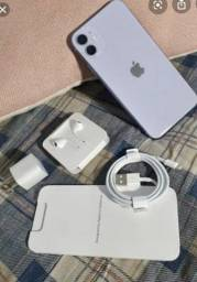 Vendo IPhone 11 128gb - PERFEITO - 2 meses de uso