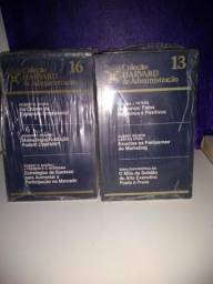 Coleção Harvard de administração .* Valor Referente a 29 Volumes.