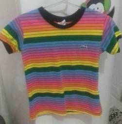 Camisas e camisetas - São Vicente, São Paulo - Página 2   OLX ea7c7bfa07
