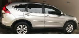 Honda CR-V - 2012 - única dona - raridade - IPVA/Licen/seguro 2019 pagos - 2012