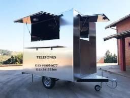 Food Truck 2,5 x 1,8