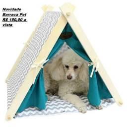Barraca, Tenda Pet da Coleção Estação da Tendas Pet a partir de R$ 150,00 a vista