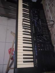 Teclado Yamaha psr- 410 + fonte