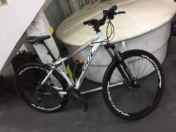 Bicicleta (Bike) Soul Mtb., Branca/Preta