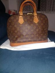 Bolsa alma original Louis Vuitton