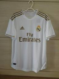 Camisa Real Madrid Home Jogador 2019 / 2020