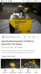 Serra meia esquadria Stanley