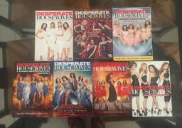 Coleção Desperate Housewives DVDs