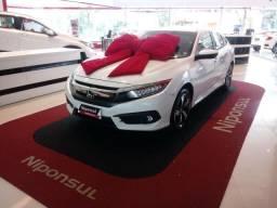 Honda Civic Touring 1.5 TB com Apenas 5000 KM - 2019