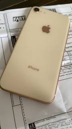 IPhone 8 64gb + nota fiscal