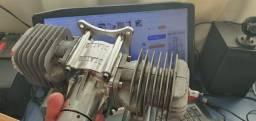 Motor Gasolina Dla 112cc Com Escape, Cdi E Vela Dla112 Aero