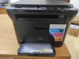Impressora samsung color laser MFP clx 3170