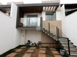 Casa com 3 dormitórios à venda, 114 m² por R$ 495.000 - Lundceia - Lagoa Santa/MG