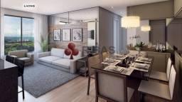 Apartamento à venda com 2 dormitórios em Santo inácio, Curitiba cod:14732