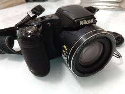 Nikon coolpix L810 semi-nova