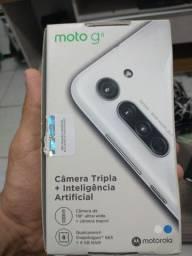 Moto G8 4gb de ram 64gb memória