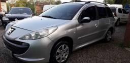 Peugeot 207 sw 1.4 8valvulas 2009