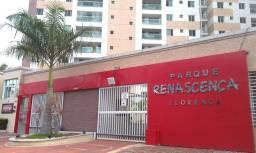 Cód: 1058 Apartamento no Renascença com 02 quartos, com projetados Ed. Parque Renascença