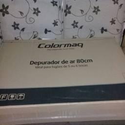 Purificador de ar para fogão 06 bocas novo na caixa novo R$ 300