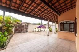Casa com 3 dormitórios à venda, 188 m² por R$ 360.000,00 - Morro do Algodão - Caraguatatub