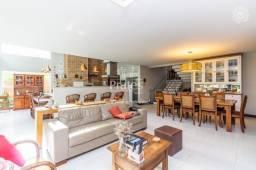 Casa de condomínio à venda com 5 dormitórios em Campo comprido, Curitiba cod:7642