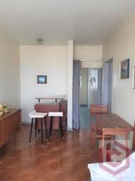 Apartamento com 1 dormitório para alugar, 75 m² por R$ 1.400/mês o pacote - José Menino -