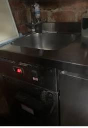 Freezer com cuba - Dom carmine