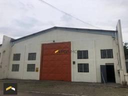 Pavilhão para alugar, 600 m² por R$ 5.500,00/mês - Sans Souci - Eldorado do Sul/RS