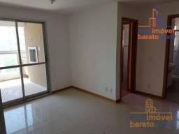VERANO - Apartamento c/ 2 Quartos, 1 Suíte, 1 Vaga de Garagem, Sacada c/ Churrasqueira, à