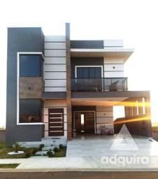 Casa sobrado em condomínio com 3 quartos no Condomínio Parque Doman Paysage - Bairro Cará-
