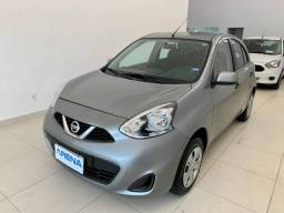 NISSAN MARCH 2015/2015 1.6 S 16V FLEX 4P MANUAL