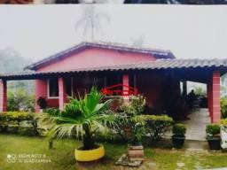Chácara com 2 dormitórios à venda, 2760 m² por R$ 250.000,00 - Centro - Mogi das Cruzes/SP