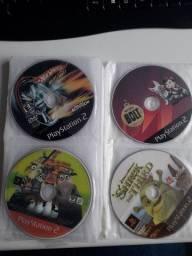 12 jogos infantis PlayStation 2