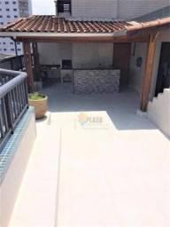 Cobertura para alugar, 255 m² por R$ 4.800,00/mês - Vila Guilhermina - Praia Grande/SP