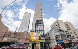 Apartamento para alugar com 1 dormitórios em Centro, Curitiba cod:10861.003