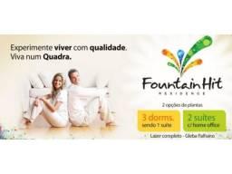 Apartamento à venda em Alto da gleba palhano, Londrina cod:57510001057