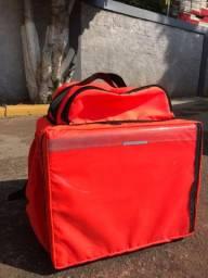 Bag Laranja Florescente