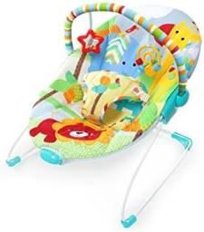 Cadeira Descanso Para Bebês 0 A 9 Kg Festival Bright Starts