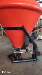 Distribuidor ureia 600 kg