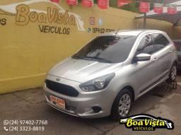 Ford Ka Se 1.0 Completo 2015 GNV