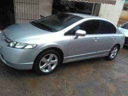 Vendo New Civic ano 200/2007