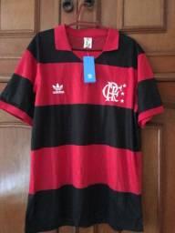 Camisa Retrô Flamengo