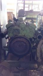 Motor Detroid Diesel V12 71 Usado