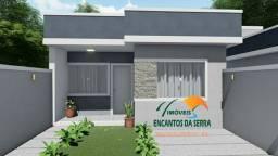 Vendo Casa Linear no Bairro Extensão do Bosque - Lançamento - R$ 275 mil - Cod13