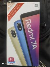 Queimão Xiaomi.Redmi 7A 32 . Novo lacrado com garantia e entrega imediata