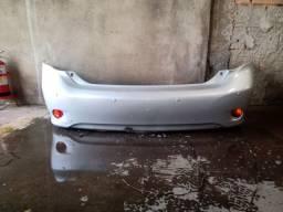 Para-choque traseiro Toyota Corolla 2010 semi-novo original