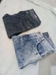 2 calças masculinas