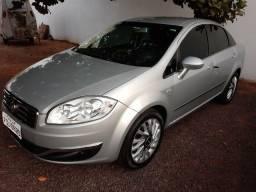 Fiat Linea Prata Dualogic Absolut 1.8 - Bom negócio, ler!